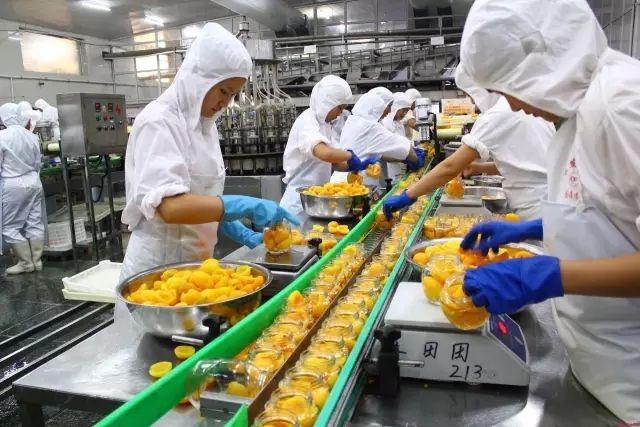 传感器在农产品分类加工方面的应用