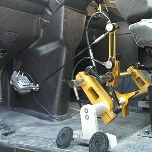 汽车换挡踏板力传感器