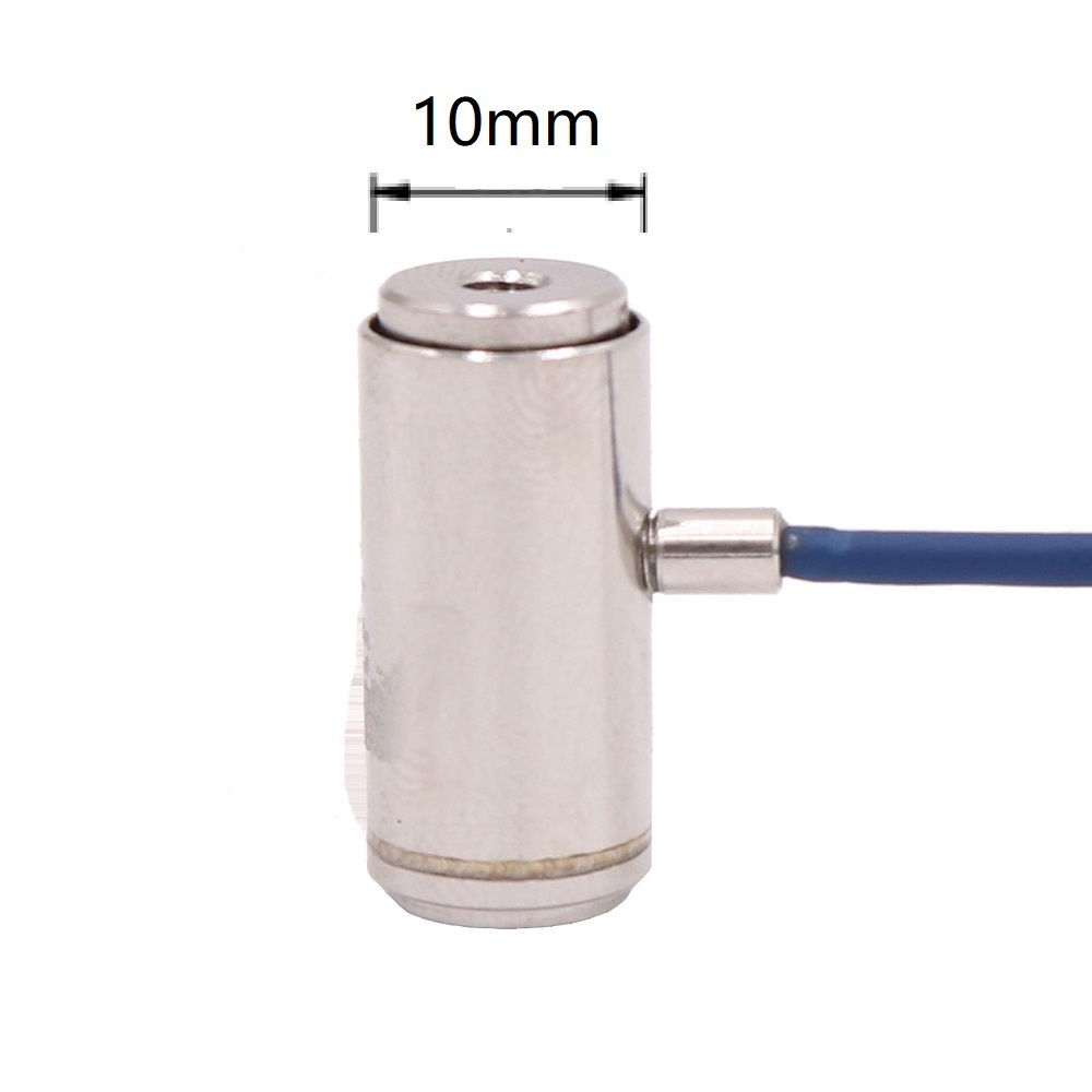 微小柱形法兰拉压力传感器